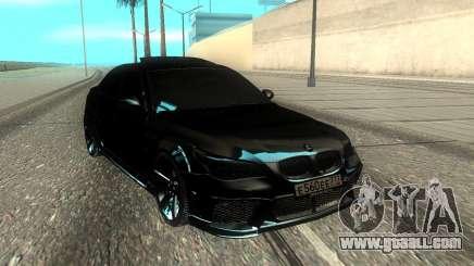 BMW M5 E60 HAMANN Style for GTA San Andreas