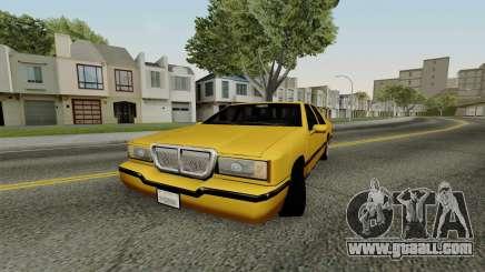 New Elegant v1.1 for GTA San Andreas