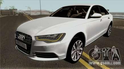 Audi A6 for GTA San Andreas