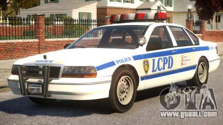Declasse Premier Police for GTA 4