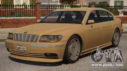 BMW Textur Mod for GTA 4