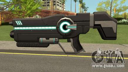 Marvel Future Fight - Cable Weapon for GTA San Andreas