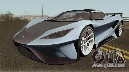 Overflod Tyrant GTA V for GTA San Andreas
