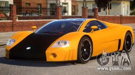 VW W12 Nardo [EPM] for GTA 4