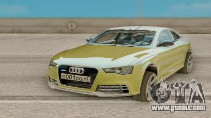 Audi RS 5 for GTA San Andreas