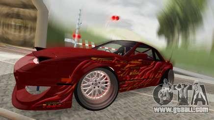 Nissan Silvia S13 vs 240SX for GTA San Andreas