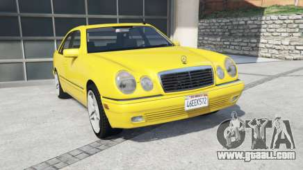 Mercedes-Benz E 420 (W210) [add-on] for GTA 5
