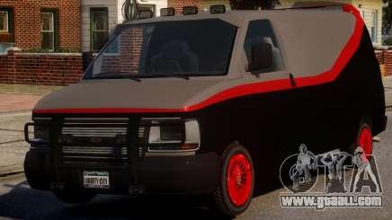 A-Team Van for GTA 4
