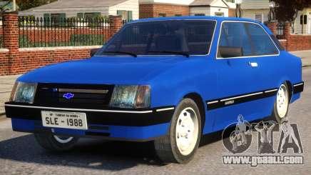 Chevrolet Chevette SLE 1988 for GTA 4