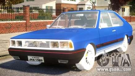 Volkswagen Passat Pointer GTS 1.8 1988 for GTA 4