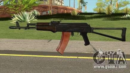 Ак mods GTA San Andreas — weapon mods