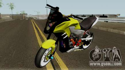 Honda CB500X Modified Street Race for GTA San Andreas