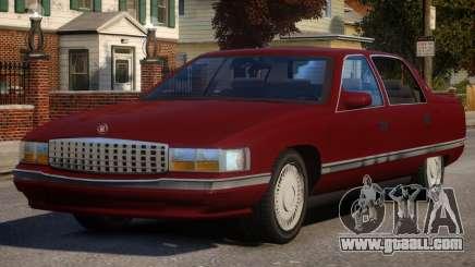 1994 Cadillac DeVille for GTA 4
