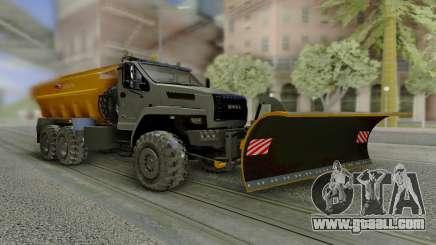Ural 55571 NEXT for GTA San Andreas