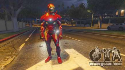 Iron Man MK50 MCOC Version for GTA 5