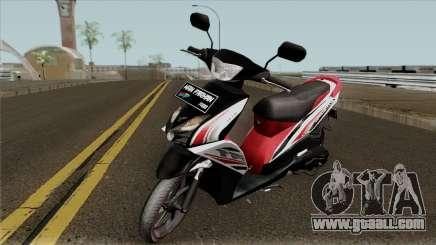 Yamaha Mio GT STD for GTA San Andreas