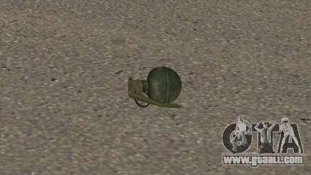 Escape From Tarkov Grenades for GTA San Andreas