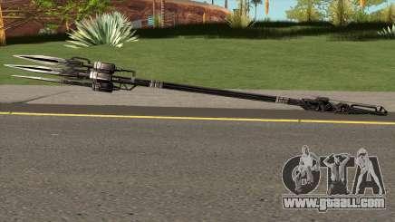 Marvel Future Fight - Proxima Midnight Weapon for GTA San Andreas