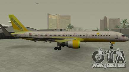 Boeing 757-200 MrMateczko Edition for GTA San Andreas