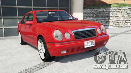 Mercedes-Benz E 420 (W210) [replace] for GTA 5