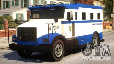 Police Stockade New York for GTA 4