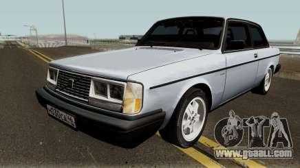 Volvo 242 for GTA San Andreas