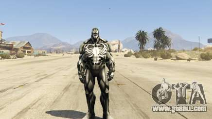 MCOC Venom [Retexture] 1.0 for GTA 5