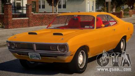 1971 Dodge Demon v1.2 for GTA 4