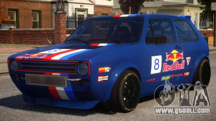 VW Golf MK1 RS4 PJ5 for GTA 4