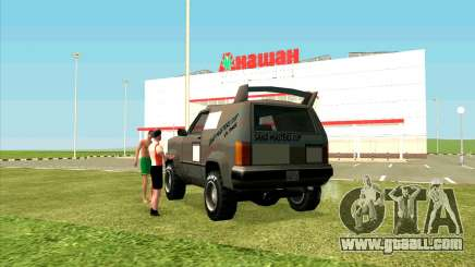 Life 1.0 (GTA Criminal Russia) for GTA San Andreas
