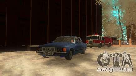 GAZ-3102 OTZA2 for GTA San Andreas