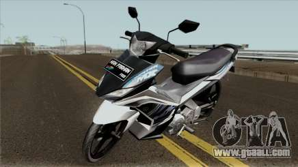 New Jupiter MX STD for GTA San Andreas