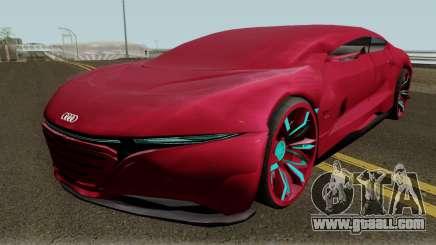 Audi A9 Custom Concept for GTA San Andreas