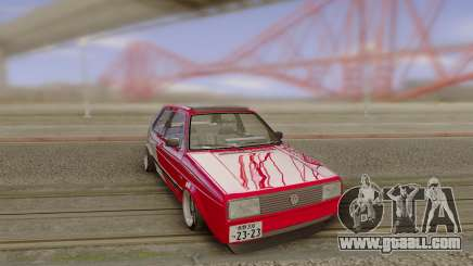 Volkswagen GOLF MK2 Japan for GTA San Andreas