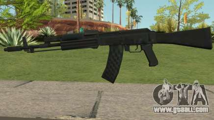 AK-74M LowPoly for GTA San Andreas
