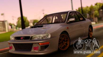 Subaru Impreza WRX STI GC8 1999 for GTA San Andreas