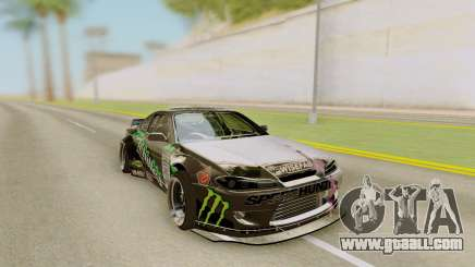 Nissan Silvia S15 Rb26dett Swap for GTA San Andreas