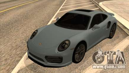 Porsche 911 Turbo S for GTA San Andreas