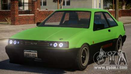 Futo Retexture for GTA 4