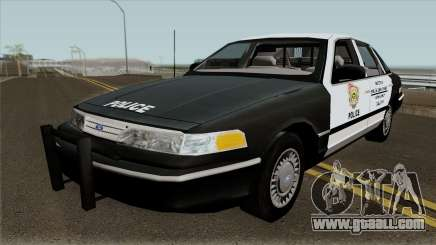 Ford Crown Victoria R.P.D. REO 1994 for GTA San Andreas