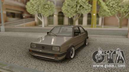 Volkswagen Jetta MK2 Coupe for GTA San Andreas