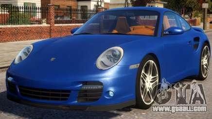 Porsche 911 (997) Turbo for GTA 4