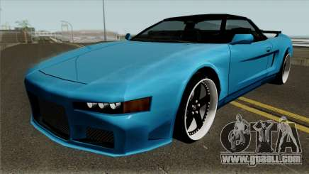 BlueRay Infernus NSX for GTA San Andreas