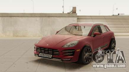 Porsche Macan [ver. 1.0] for GTA San Andreas