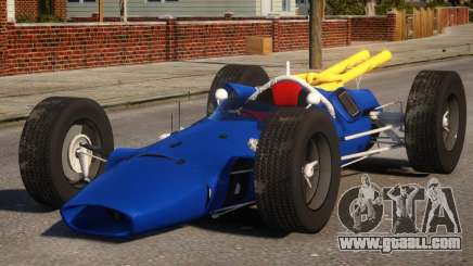 Lotus 38 for GTA 4