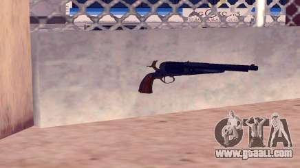 Revolver Ranger for GTA San Andreas