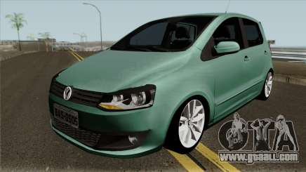 Volkswagen Fox 4P 2012 for GTA San Andreas