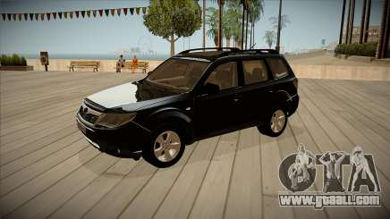 Subaru Forester 2012 for GTA San Andreas