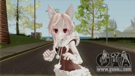 Kitsune Tsuki Miko (Foxnet) for GTA San Andreas
