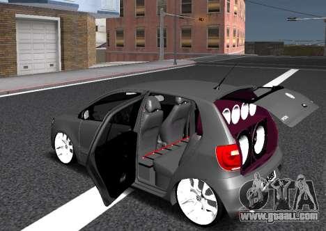 Volkswagen Fox 4P 2012 Com Som for GTA San Andreas